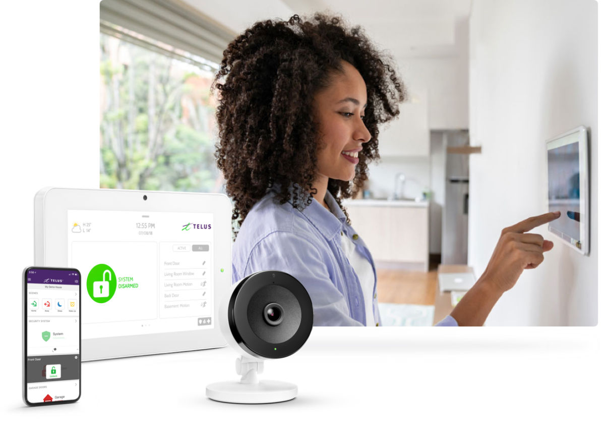 What is a Smart Home Security System