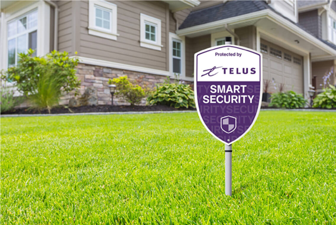 TELUS Smart Security Products